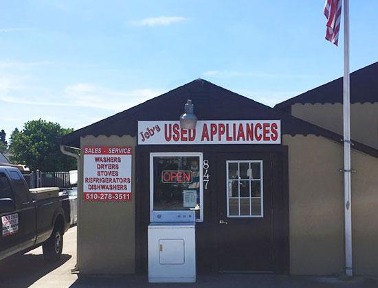 east bay, appliance repair, 94541, hayward, san leandro, castro valley, san lorenzo, used appliance sales, Hayward appliance repair